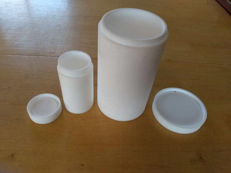 聚四氟乙烯高压消解罐衬体